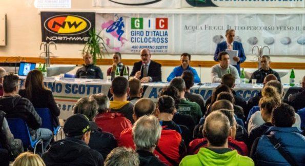 10.11.16 - Conferenza Presentazione GIC Premiazioni finali