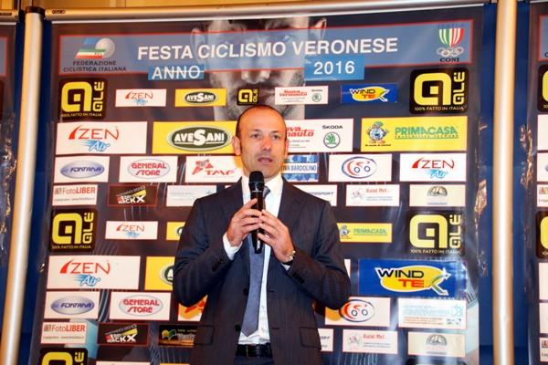 Gluca Liber, presidente CP-FCI Verona (photobicicailotto)