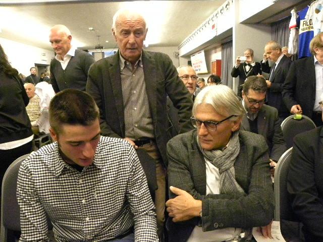 Gianni Moscon, Premio Coraggio e Avanti 2016 (Foto Nastasi)