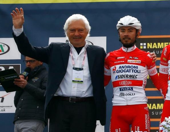 Dr. Gianni Savio e Rodolfo Torres