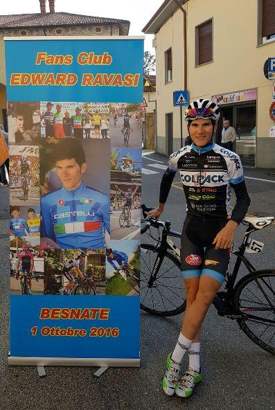 Fans Club Edward Ravasi : domani sabato 19 novembre 2016 la presentazione ufficiale