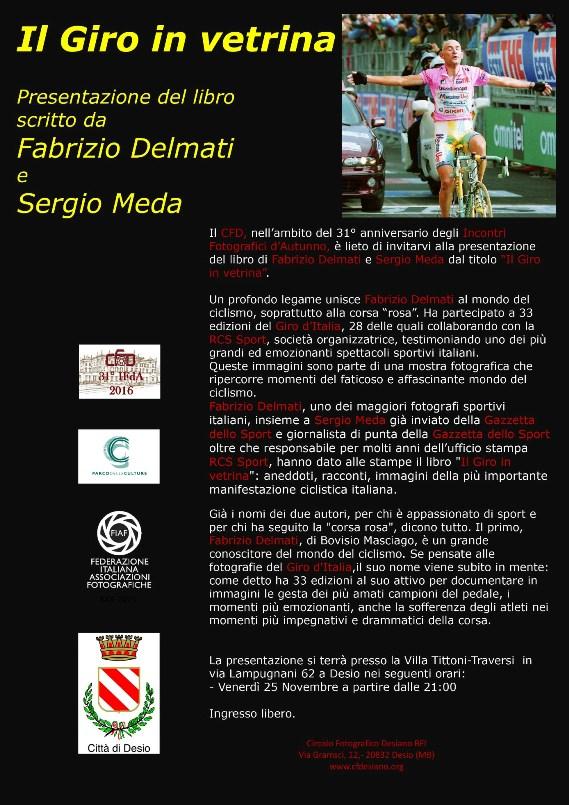 21.11.2016 - Locandina Giro in vetrina