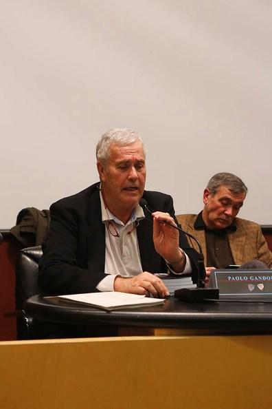 Paolo Gandolfi (Foto Pisoni)