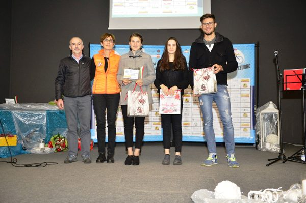Da dx, Filippo Ganna, Francesca Barale ed Elisa Longoborghini (Foto Comunicato Stampa)
