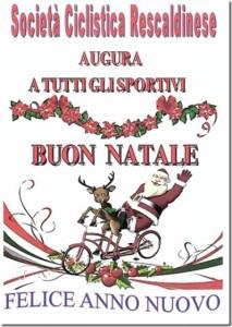 07.12.2016 - Buon Natale SC RESCALDINESE 1945
