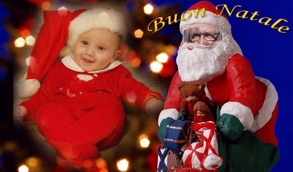 11.12.2016 - Pisoni Antonio - 2 babbi matteo bella nonno
