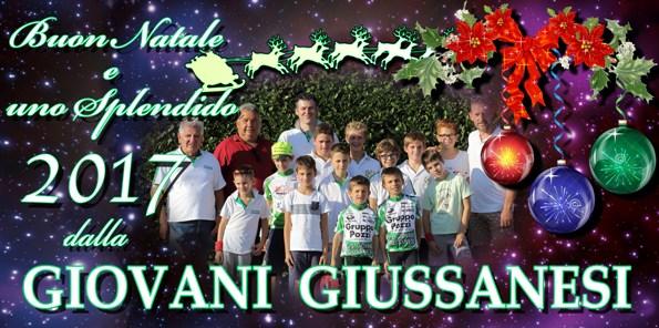 17.12.2016 - GIOVANI GIUSSANESI - Buon Natale
