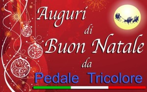17.12.2016 - PEDALETRICOLORE.IT - Buon Natale
