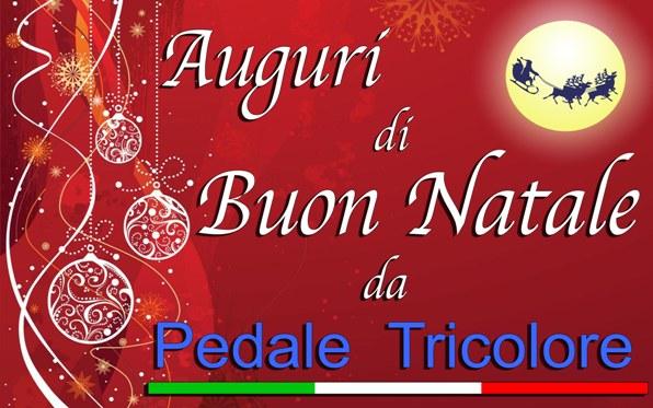 17.12.2016 - PEDALETRICOLORE.IT - Buon Natale
