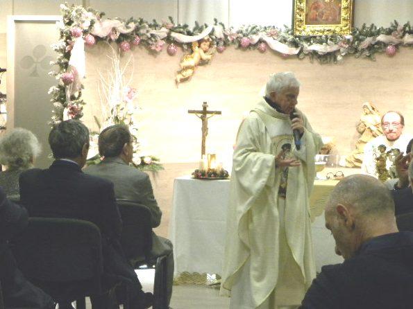 Don Antonio Mazzi (Foto Nastasi)