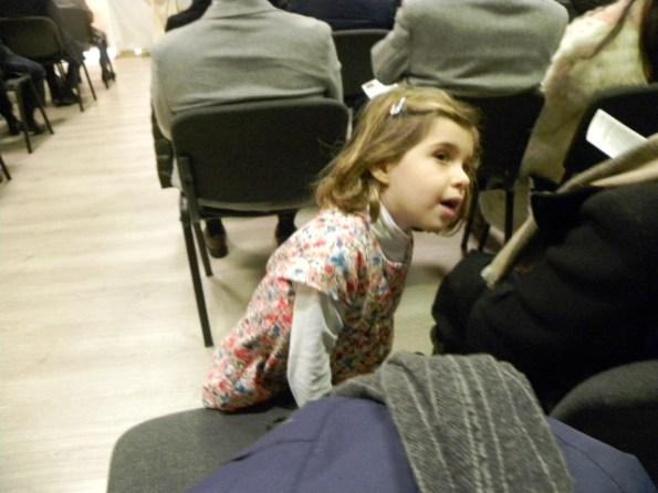 La piccola Sofia (Foto Nastasi)