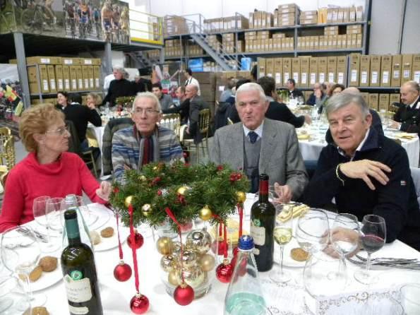 17.12.2016 - da sx, sigra Colombo, Aldo, Andrea Riva, Gigi (Foto Nastasi)