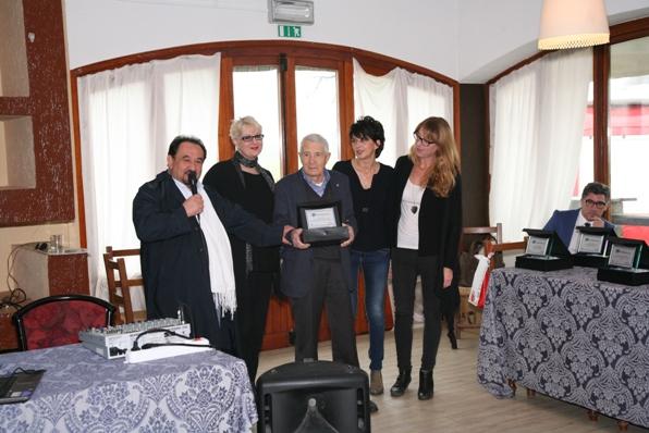 Premiazione del Presidente Onorario (Photocesare)
