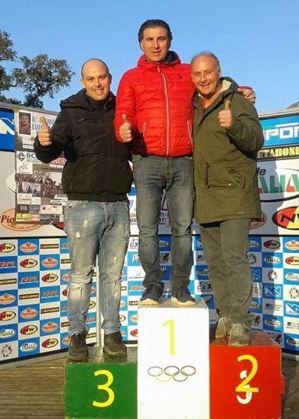 Un Podio del Ciclocross di Priverno 2° Memorial Luigi D'Annibale