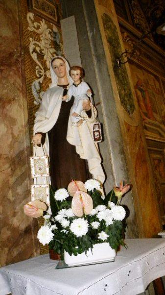 21.11.15 - STATUA MADONNA CASTELLINA