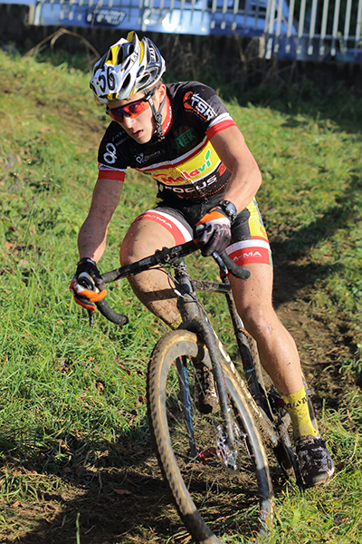 Marchetti Bruno, Juniores 3^ classificato (Foto Kia)