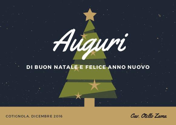 25.12.2016 - Zama Otello Auguri S. Natale