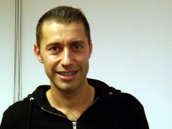 Walter Chicchi (Foto Paolo Biondo)