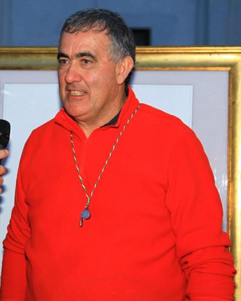 Il Presidente del CP-FCI di Mantova, Fausto Armanini (Foto Paolo Biondo)