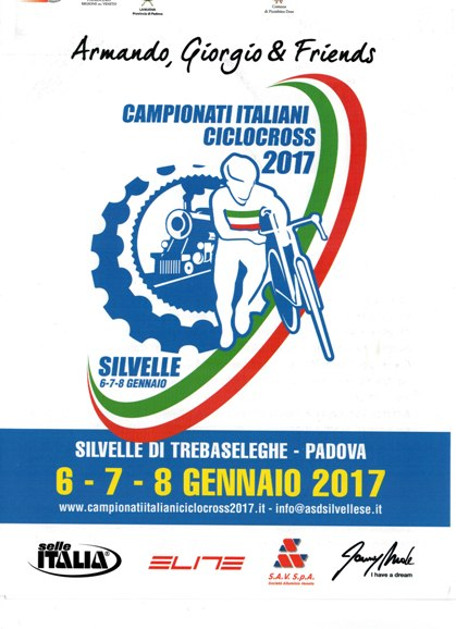 06.01.2017 - LOCANDINA CAMPIONATI ITALIANI CICLOCROSS 2017