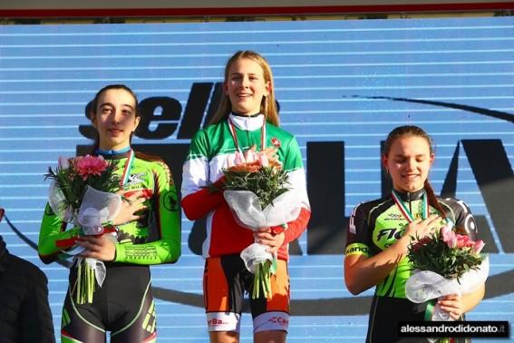 Lucia Bramati Tricolore Donne Esordienti 2^ anno (Foto alessandrodidonato)