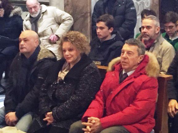 Maria Bruni, Consigliere CR-FCI Toscana e Giacomo Bacci, Presidente del CR-FCI Toscana (Foto Giacinto Gelli)