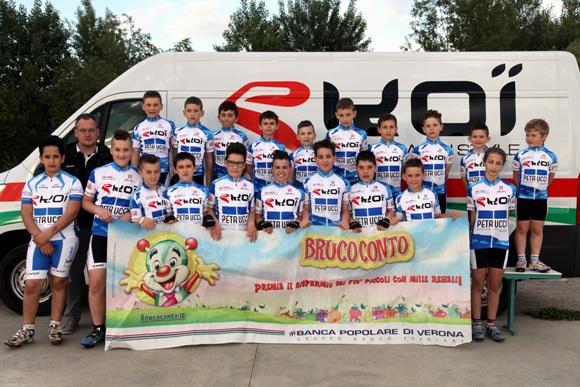 Squadra Giovanissimi (Photobicicailotto)