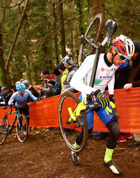 Ciclocross Fiuggi Manuel Todaro (Pubbliphoto)