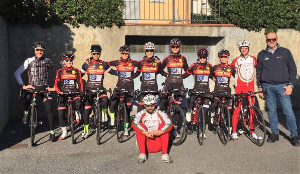 Donne Junior Racconigi cycling team