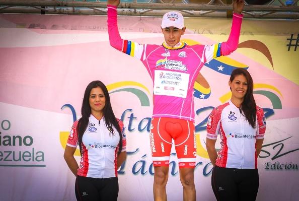 """21.01.2017 – Vuelta Tachira (Venezuela) – Ivan Sosa (Androni Giocattoli-Sidermec) : quinto all'arrivo e nella """"Generale"""" della Vuelta Tachira"""