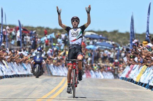 Alberto Rui Costa conquista la 1° vittoria per la sua Squadra nella Vuelta a San Juan 2017 - 35th Edition -  5th stage Chimbas - Alto Colorado 162,4 km - 27/01/2017 - - photo Ilario Biondi/BettiniPhoto©2017