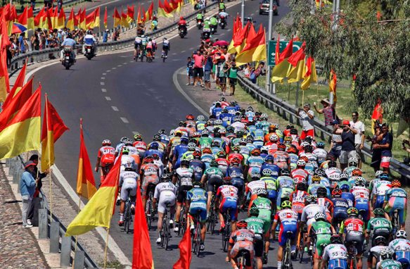 Vuelta a San Juan 2017 - 35th Edition - 6th stage San Juan - San Juan 122,1 km - 29/01/2017 -  - photo Roberto Bettini/BettiniPhoto©2017