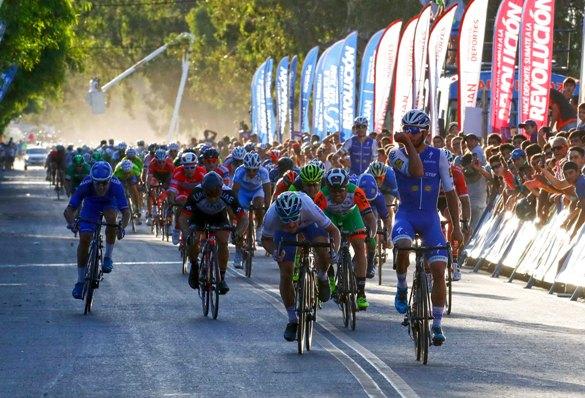 Vuelta a San Juan 2017 - 35th Edition - 4st stage San Martin - San Martin 160,5 km - 26/01/2017 - - photo Roberto Bettini/BettiniPhoto©2017
