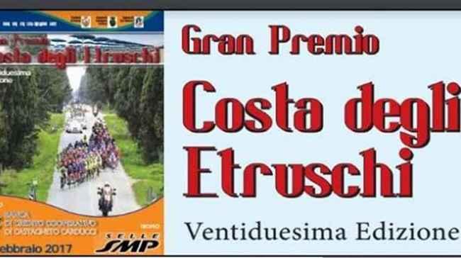 01.02.2017 - Logo del 22 GP Costa Etruschi