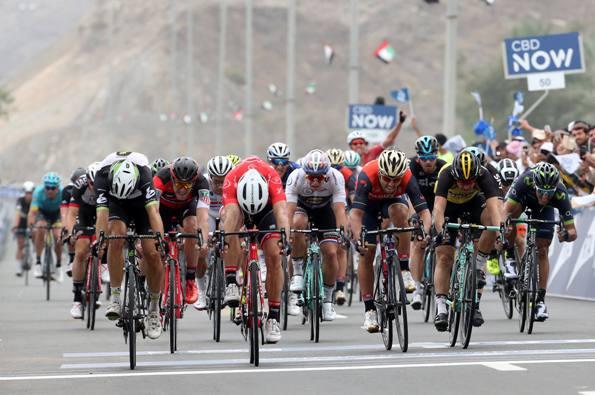 Degenkolb vince 3^ tappa (Foto Ansa)