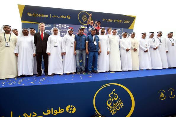 DUBAI TOUR: DUBAI SILICON OASIS STAGE