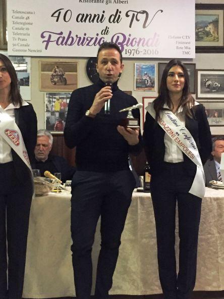 """Premiazione di Tafi al Ristorante """"Gli Alberi"""" (Foto Giacinto Gelli)"""