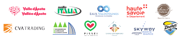 08.02.2017 - 54^ GIRO VAL D'AOSTA - LOGO SPONSOR
