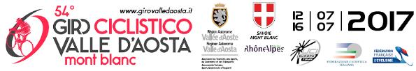08.02.2017 - LOGO 54^ GIRO VALLE AOSTA
