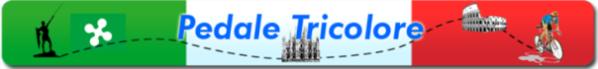 09.02.2017 - -  Logo di Pedaletricolore.it - Ciclista Duomo Roma