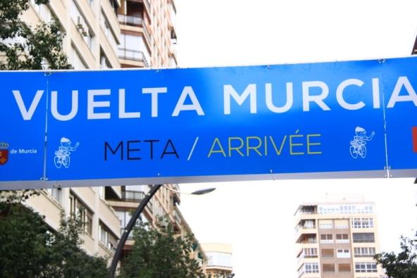 11.02.17 - Arrivo - Cartellone arrivo-meta a Murcia (JCF)