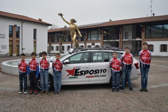 Cicli Esposito-Team Galbiati - Squadra Giovanissimi