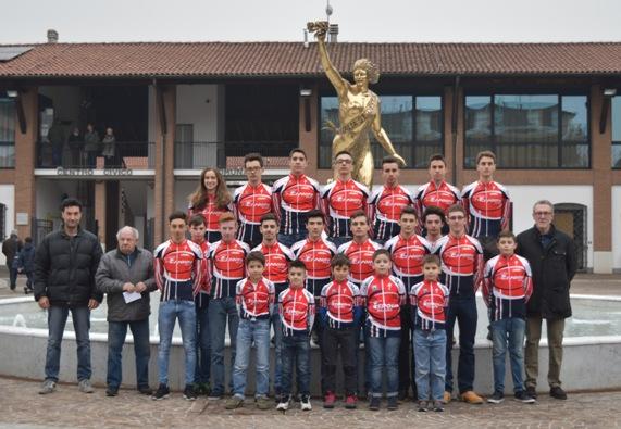 Cicli Esposito-Team Galbiati, corridori e Tecnici
