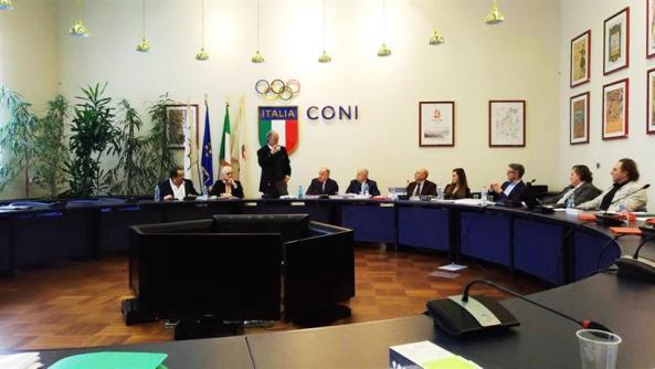 Prima riunione del nuovo Consiglio Federale 2017-2020