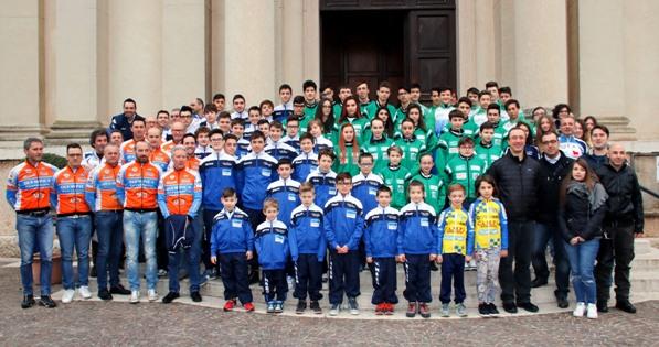 Dossobuono,10.02.17 - Santa Messa del Ciclista (Photobicicailotto)