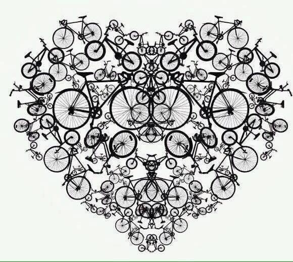 Un cuore di Biciclette