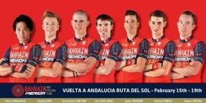 15.02.17 - Corridori per Vuelta Andalucia