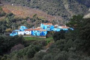 Caratteristico Villaggio Andaluso (Foto J. C. Faucher )