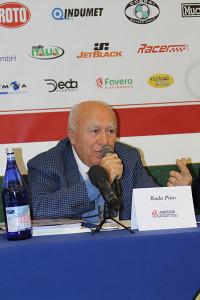 Giuseppe Buda, Sponsor, poeta e...Salvatore...secondo Gianni Savio! (Kia)