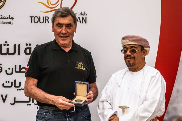 Tour of Oman 2017 - Stage 3 - Sultan Qaboos University / Quriyat - Eddy MERCKX